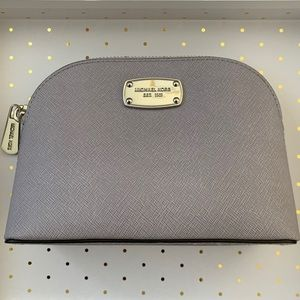 Michael Kors makeup/cosmetic bag